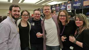 Were you Seen at The Saratoga Beer Summit at the Saratoga Springs City Center on Saturday, Feb. 21, 2015?