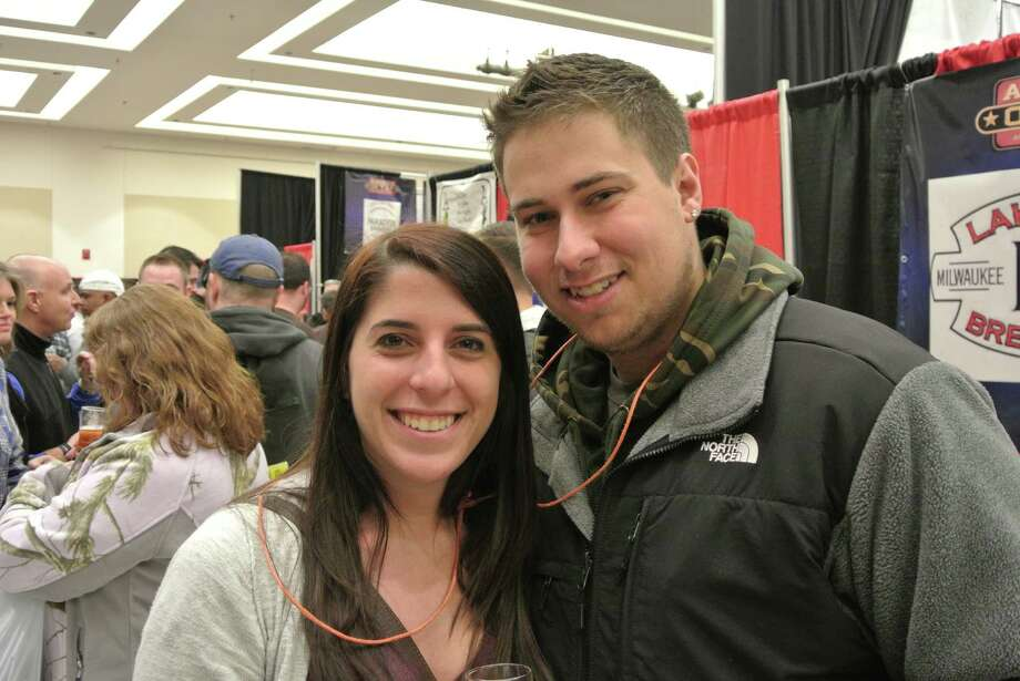 Were you Seen at The Saratoga Beer Summit at the Saratoga Springs City Center on Saturday, Feb. 21, 2015? Photo: Deanna Fox