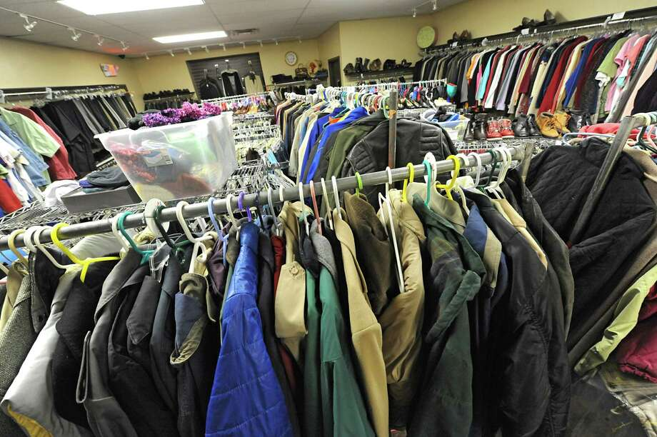 Not sure what to do with your old couch, clothes you haven't worn in years, or ancient batteries? This slideshow can help you out.According to the Council for Textile Recycling, the average American throws away nearly 70 pounds of textiles per year. Nearly 85% of textiles remain in landfills and doesn't get recycled - so why not donate it? Photo: Lori Van Buren / 00030697A