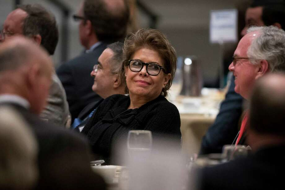 Columba Bush, reluctant to join in public life, says she will back her husband if he seeks the presidency. Photo: ANDREW A NELLES, STR / NYTNS