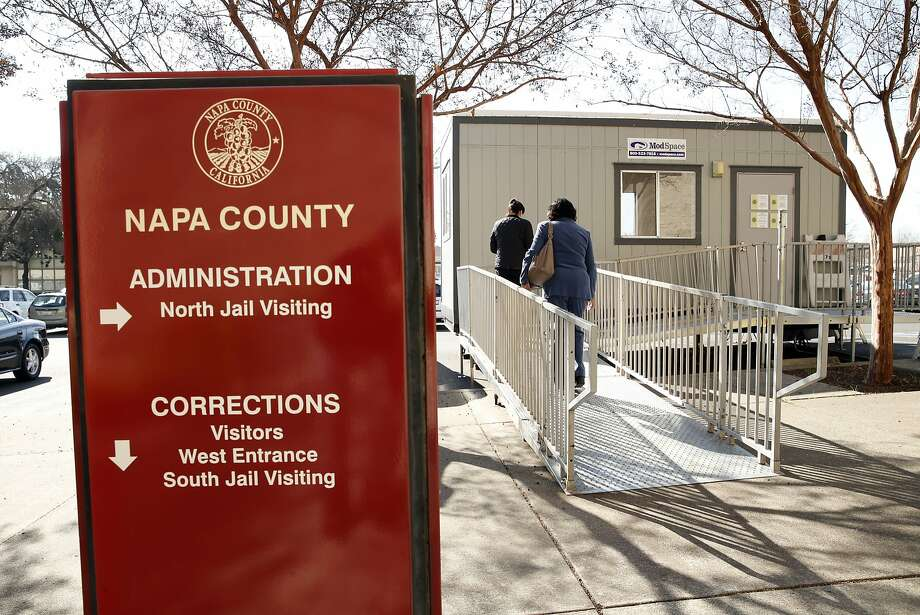 Inmate's death at Napa County jail triggers probe - SFGate