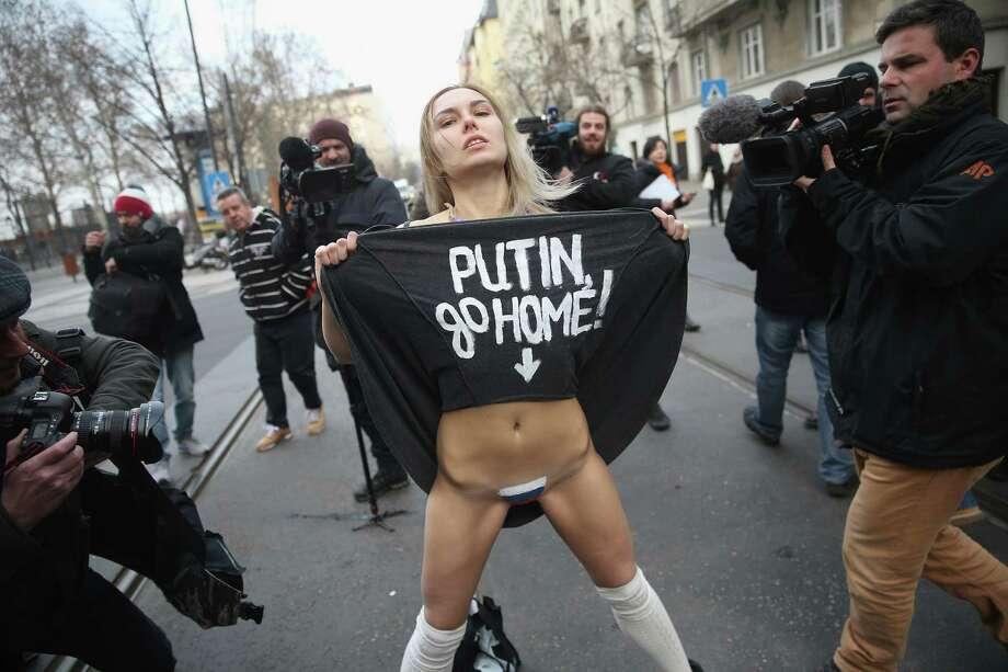 Путин И Его Проститутки