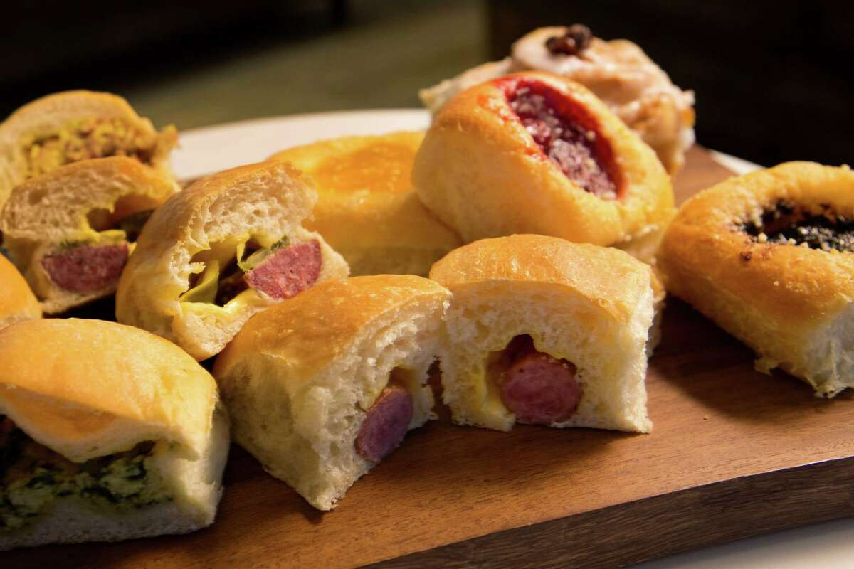 """Learn how to pronounce """"kolache"""" Also practice saying """"Bissonet,"""" """"San Jacinto"""" and all the street names. Know that such a thing exists as """"north of the West Loop South."""""""