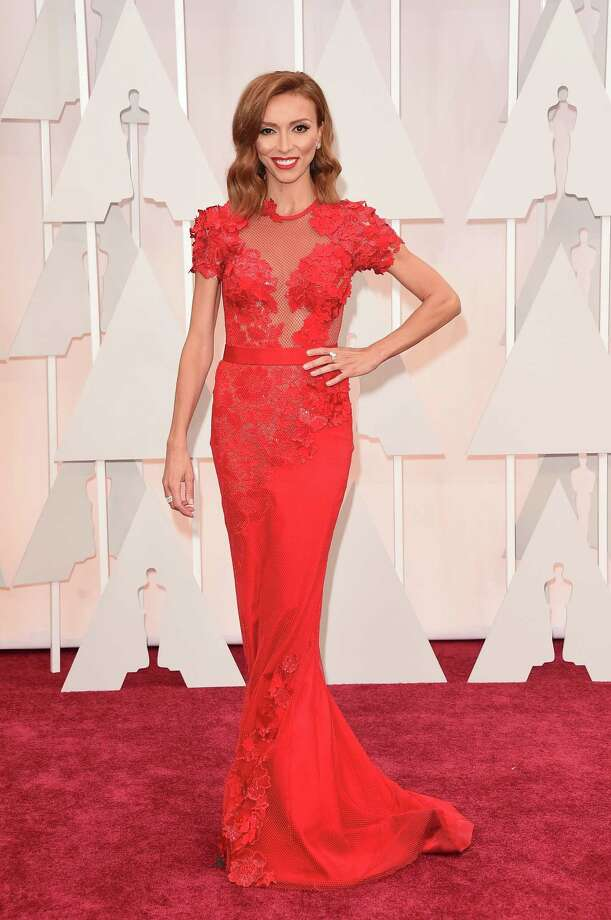 Giuliana Rancic:The star blamed her skinny physique on a side effect from the cancer meds that she's been taking since 2012. Photo: Jason Merritt, Getty Images / 2015 Getty Images