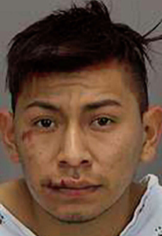 Marco Chajon Chamale reportedly told police he drank 8 beers. Photo: San Jose Police / ONLINE_YES