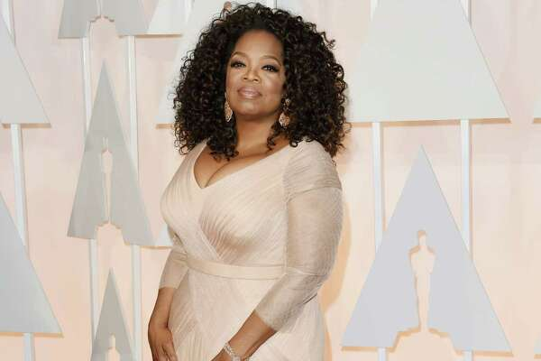 HOLLYWOOD, CA - FEBRUARY 22: Oprah Winfrey attends the 87th Annual Academy Awards at Hollywood & Highland Center on February 22, 2015 in Hollywood, California.