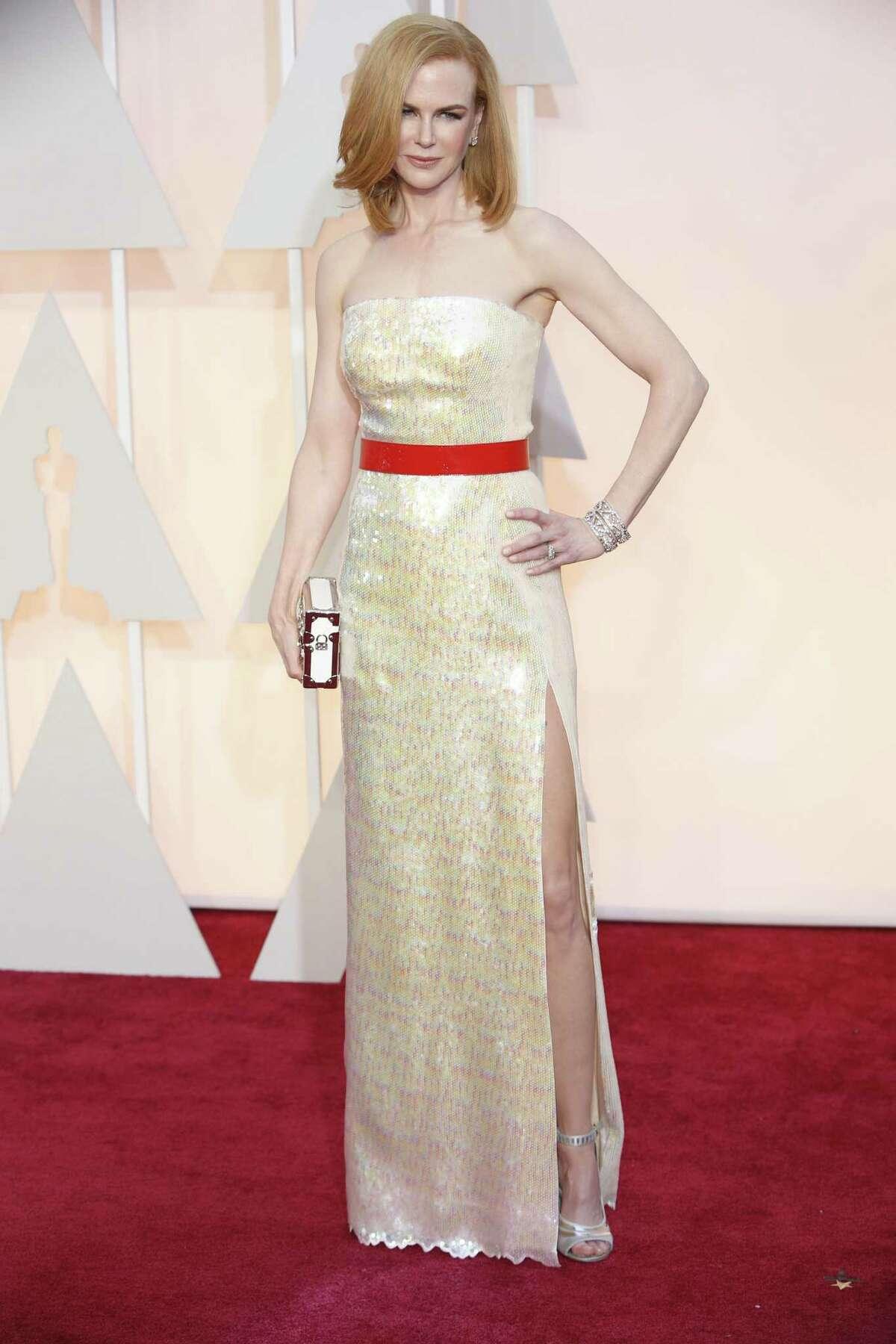 Nicole Kidman Looks Really Good in Altuzarra - Go Fug Yourself