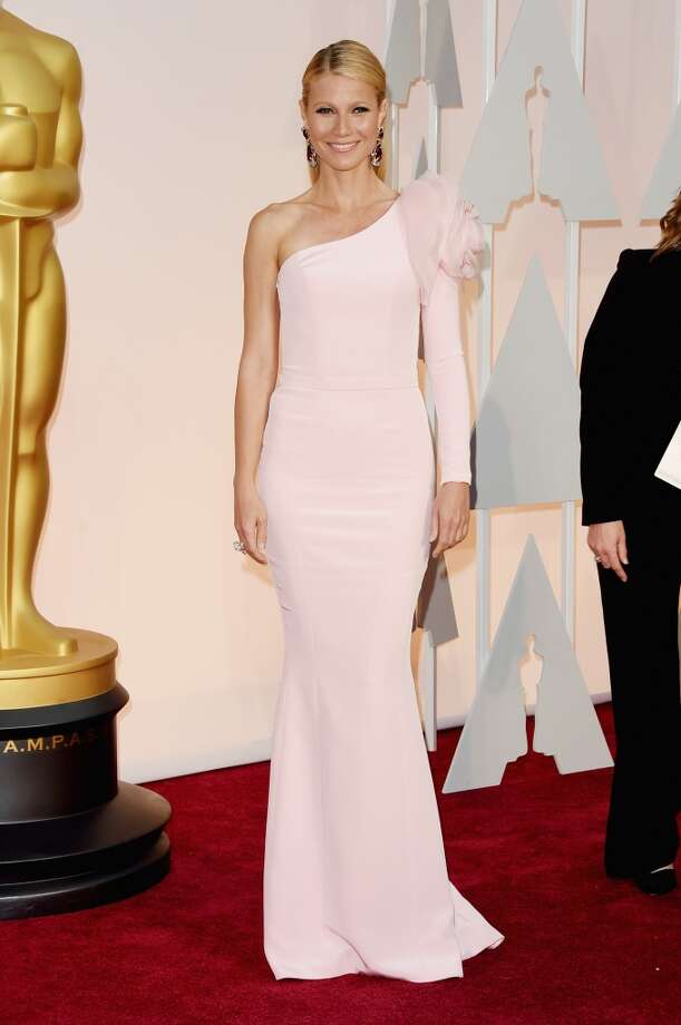 Actress Gwenyth Paltrow attends the 87th Annual Academy Awards at Hollywood & Highland Center on February 22, 2015 in Hollywood, California.  (Photo by Jason Merritt/Getty Images) Photo: Jason Merritt, Getty Images