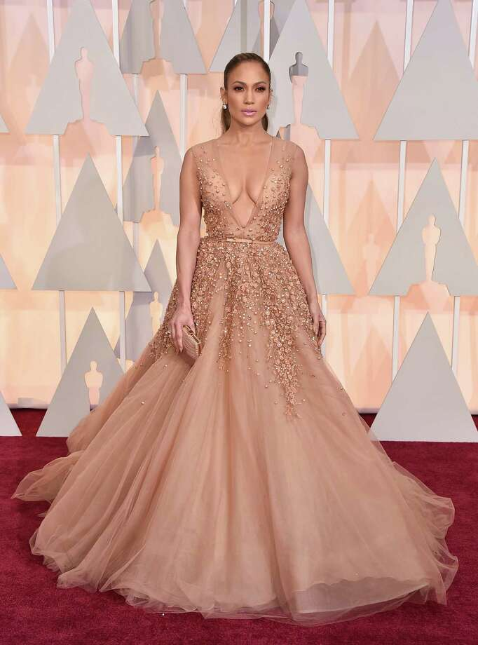 Jennifer Lopez goes dramatic. Photo: Jordan Strauss, INVL / Invision