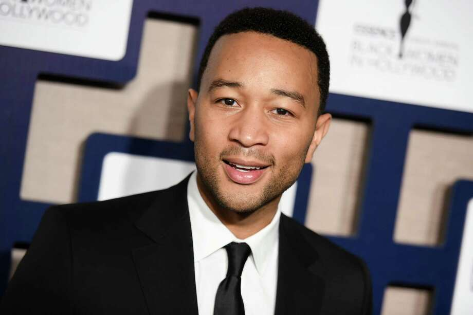 "John Legend sang the Oscar-winning original song, ""Glory"" from the movie ""Selma."" Photo: Richard Shotwell, INVL / Invision"
