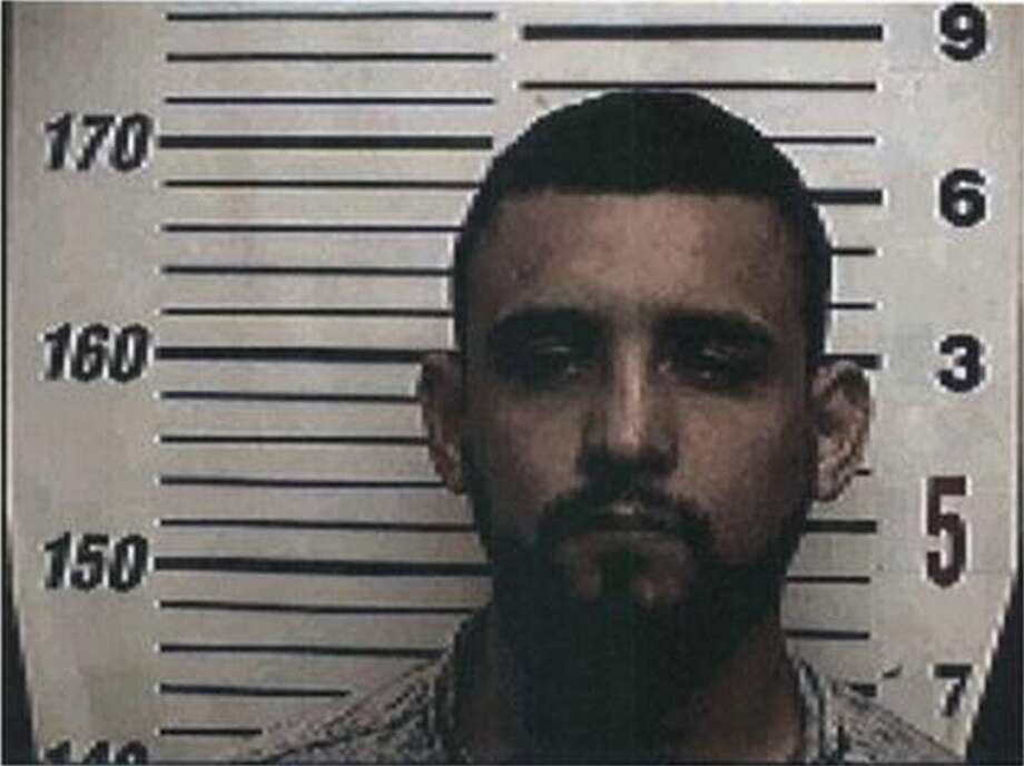 Ruben Oscar Villarreal Jr., the 30-year-old son of Rio Grande City Mayor Ruben Villarreal, has been charged with one count of felony delivery of marijuana, one count of Class B misdemeanor possession of marijuana and four misdemeanor counts of delivery of marijuana, the McAllen Monitor reported. Photo: Starr County District Attorney's Office