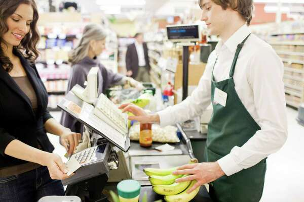 $12.20   The average wage for U.S. retail workers   According to the  Federal Bureau of Labor Statistics