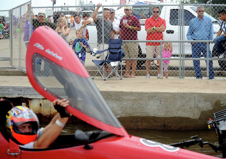 FRIDAY-SUNDAY: PORT NECHES THUNDER ON THE NECHES RIVERFESTWhen: Boat races 9 a.m. April 29-May 1Where: Port Neches City Park, Grigsby and Merriman, Port NechesCost: $15 April 29; $10 April 30; Free May 1; children 3 and younger freeInfo: Daily carnival, arts and crafts, boat and car shows, fishing tournament, pet show, cutest baby contest, veterans parade, fireworks display, live music, more. www.pnriverfest.com Photo: TAMMY MCKINLEY / Beaumont