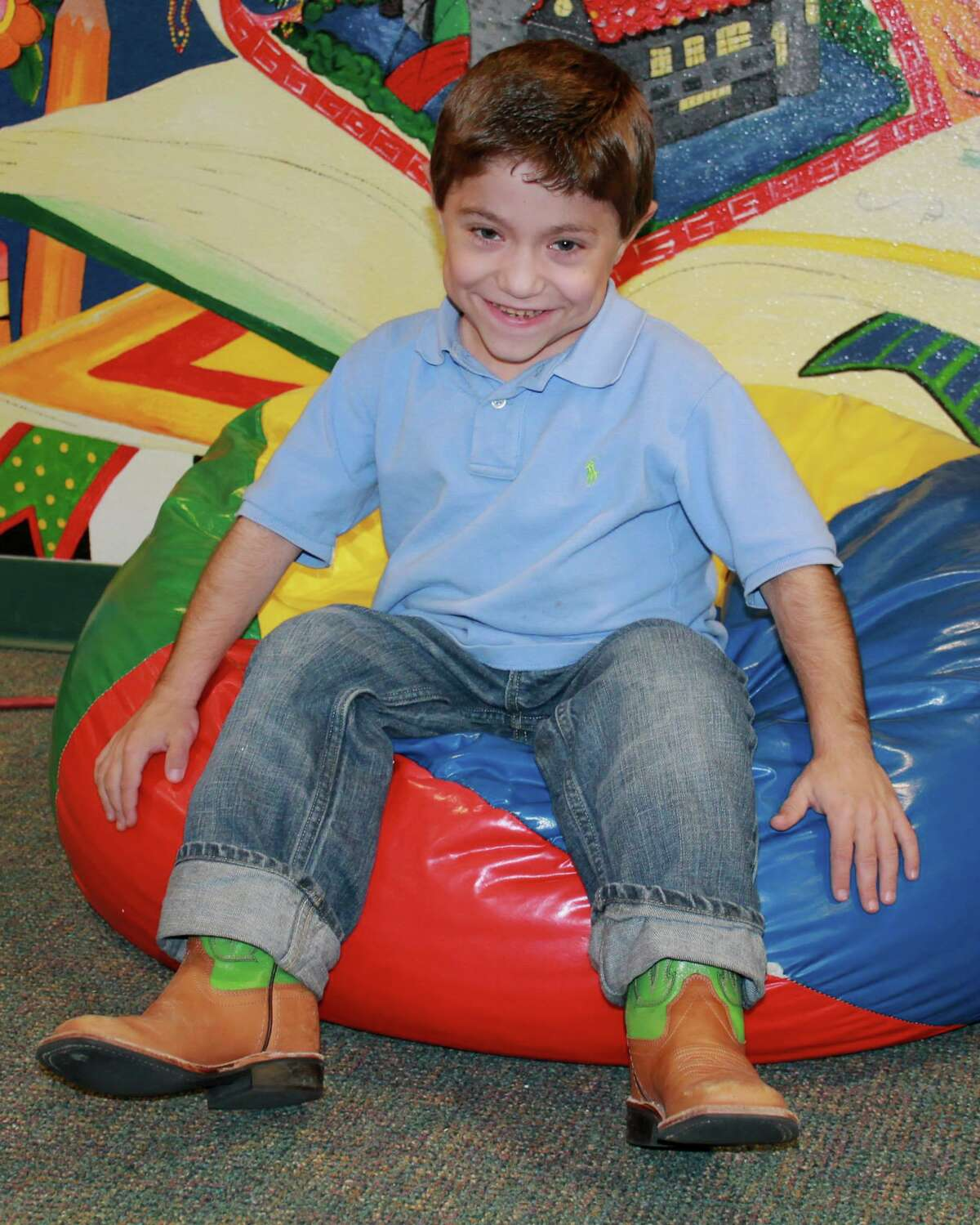 Matthew Parker, 6, will receive a kidney from his elementary school teacher. They are a perfect match for a transplant.