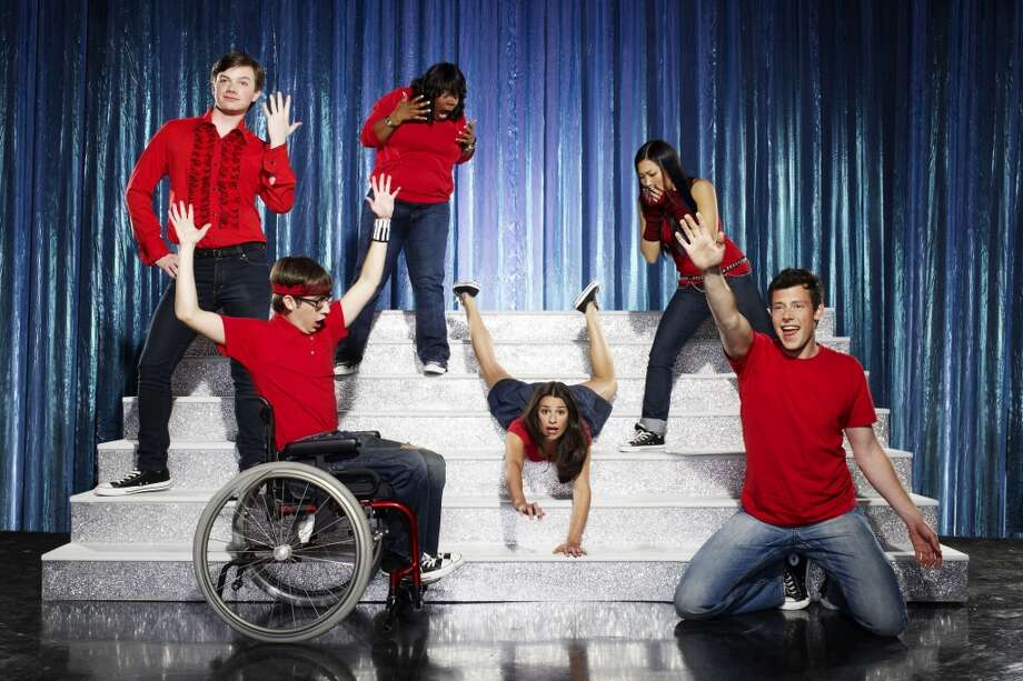"The pilot episode of ""Glee"" aired on Fox on May 19, 2009. The show follows a group of students at MicKinley High School in Ohio who cope with the pressures of adolescence through singing in their school's glee club as the musical group New Directions. The show has tackled subjects like homosexuality, teen pregnancy, school violence, disability and more. The series put actors like Lea Michelle, Cory Monteith, Jane Lynch, Matthew Morrison, Chris Colfer, Diana Agron and Naya Rivera in the Hollywood spotlight. Throughout its five seasons, ""Glee"" has won awards at the Golden Globes, Primetime Emmy Awards, People's Choice Awards, Teen Choice Awards and more.  Photo: Matthias Clamer, FOX"