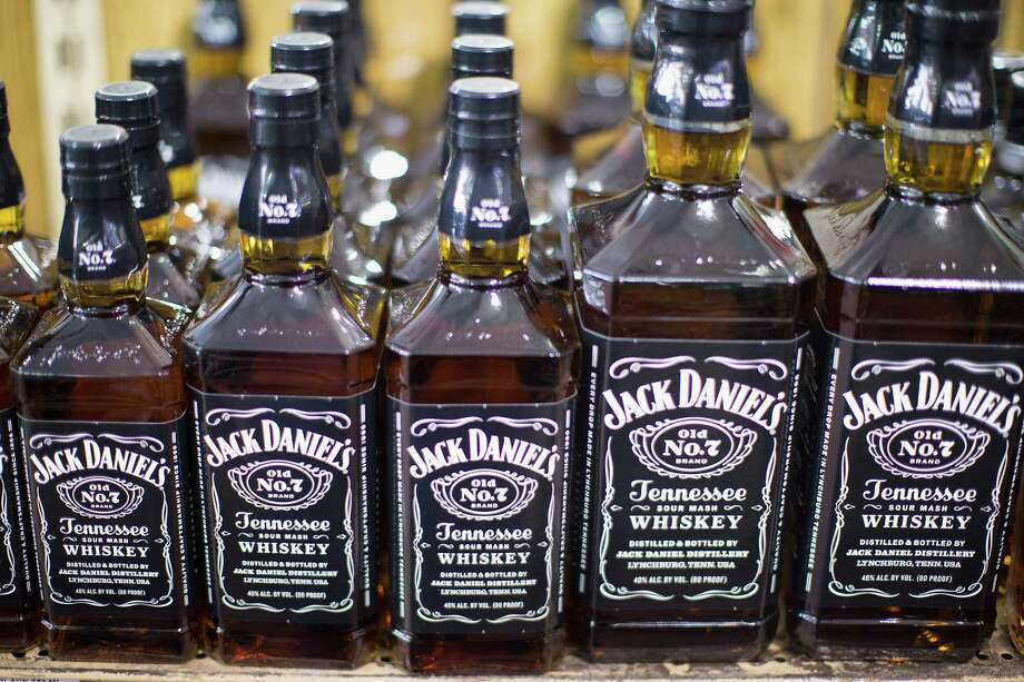Jack Daniels Tennessee Whiskey (Photo by Scott Olson/Getty Images) Photo: Scott Olson, Staff / 2015 Getty Images