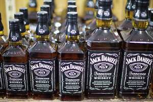 Jack Daniels Tennessee Whiskey (Photo by Scott Olson/Getty Images)