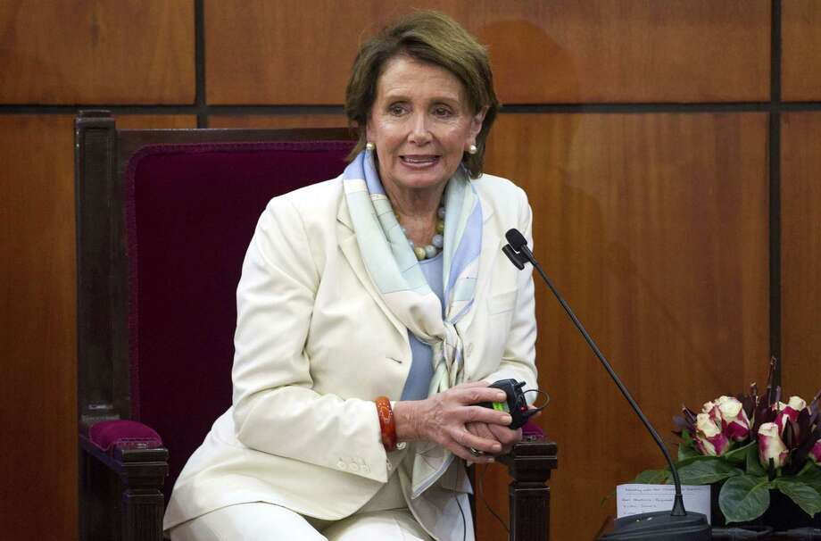 House Minority Leader Nancy Pelosi Photo: ERIKA SANTELICES / AFP / Getty Images / AFP