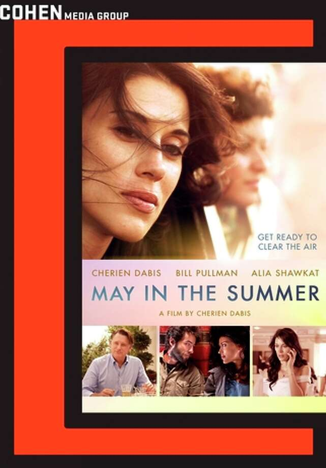 """Blu-ray cover: """"May in the Summer"""" Photo: Cohen Media / Cohen Media / ONLINE_YES"""