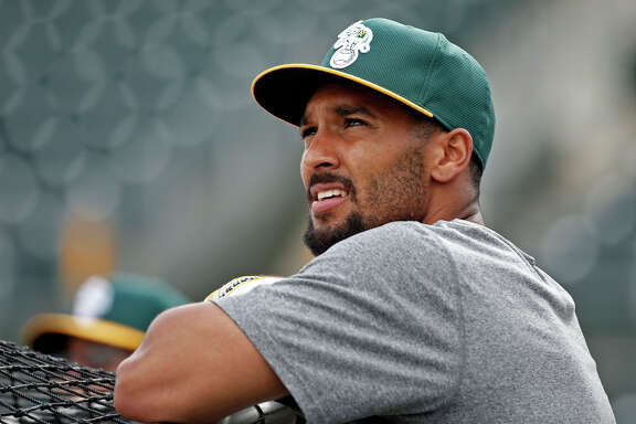 Marcus Semien was born in San Francisco, went to high school at St. Mary's-Berkeley and to college at Cal.