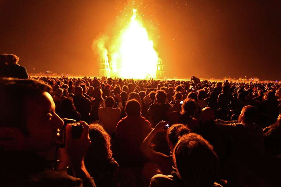 What will rise up from the ashes of Burning Man? Photo: Sam Wolson / Special To The Chronicle / ONLINE_YES