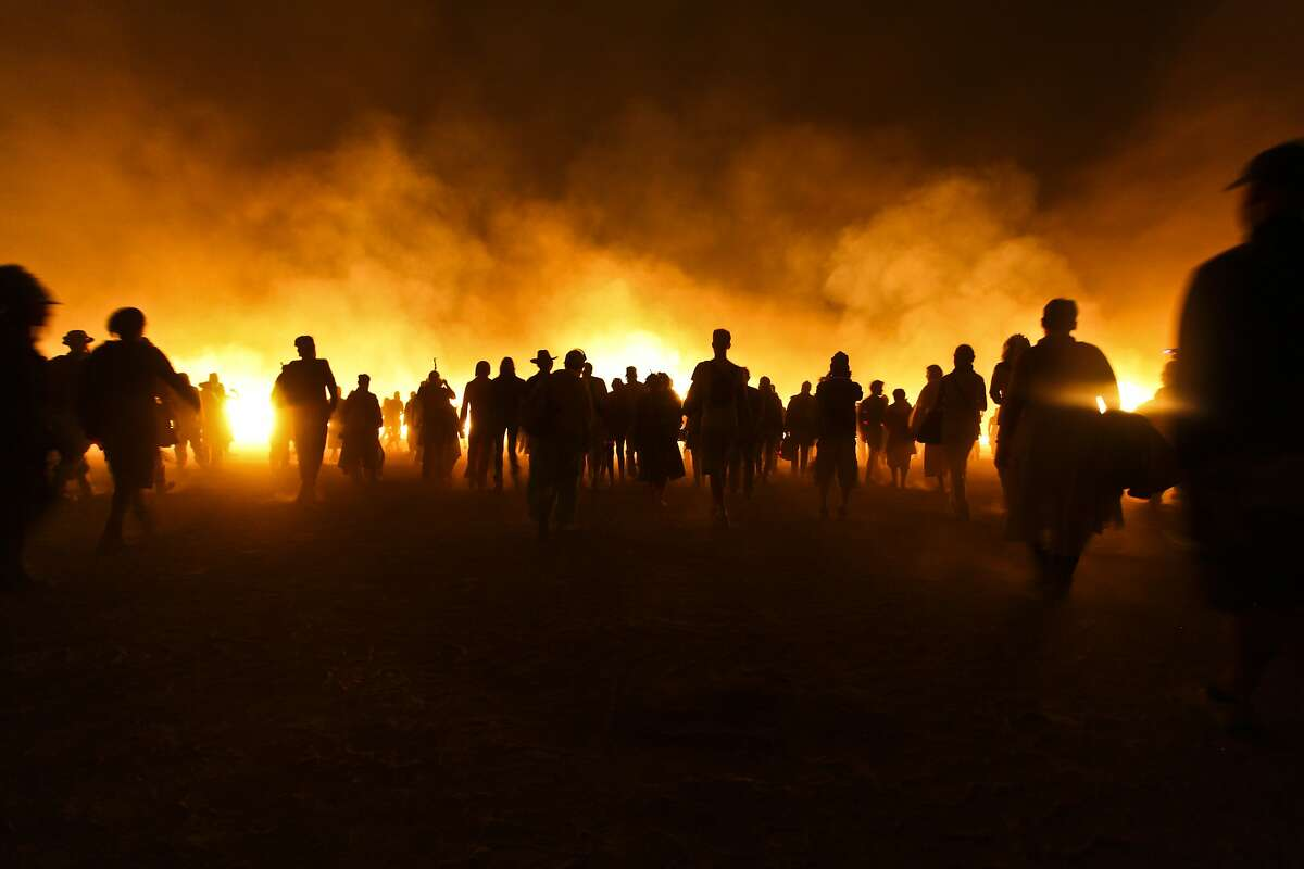 What will rise up from the ashes of Burning Man?