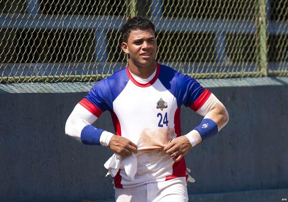 Yoan Moncada  Cuban baseball phenom    Courtesy photo Photo: NA / ONLINE_YES
