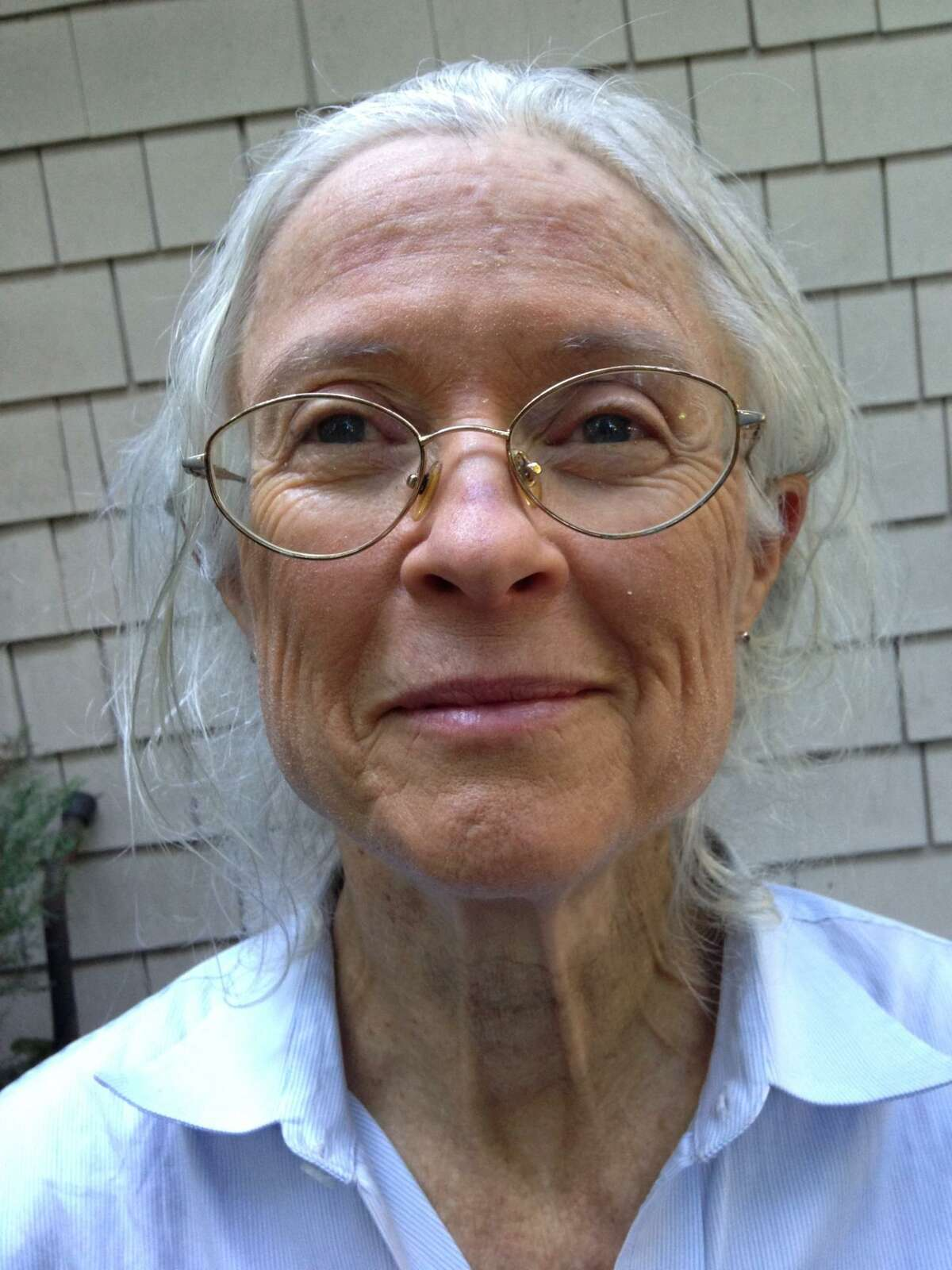 Police are looking for Joanne Scott, who suffers from Alzheimer's disease and who went missing from her home in Palo Alto on Monday.