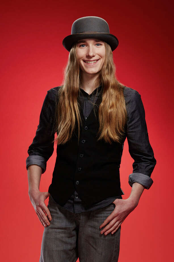 "Sawyer Fredericks, the 16-year-old soul singer from Fultonville, was the winner of ""The Voice"" in Spring 2015. Photo: NBC, Paul Drinkwater/NBC / 2015 NBCUniversal Media, LLC"