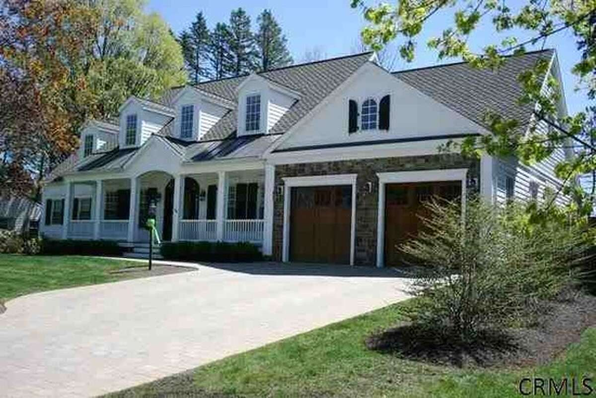 To view more homes on the market, visit our real estate section. $1,879,000 . 102 Fifth Ave., Saratoga Springs, NY, 12866. View this listing.