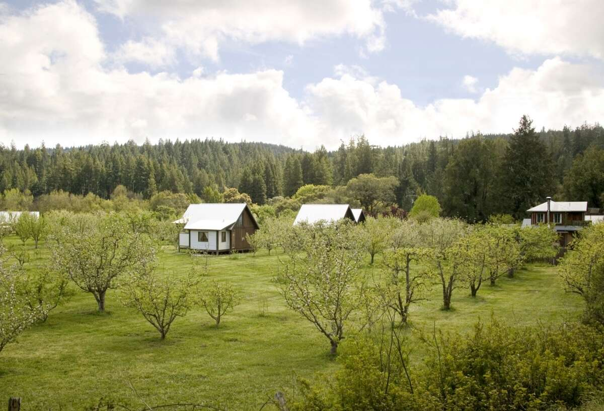 Philo Apple Farm, Philo In addition to offering four different, quaint cottages tucked into its orchard, the Philo Apple Farm also has a