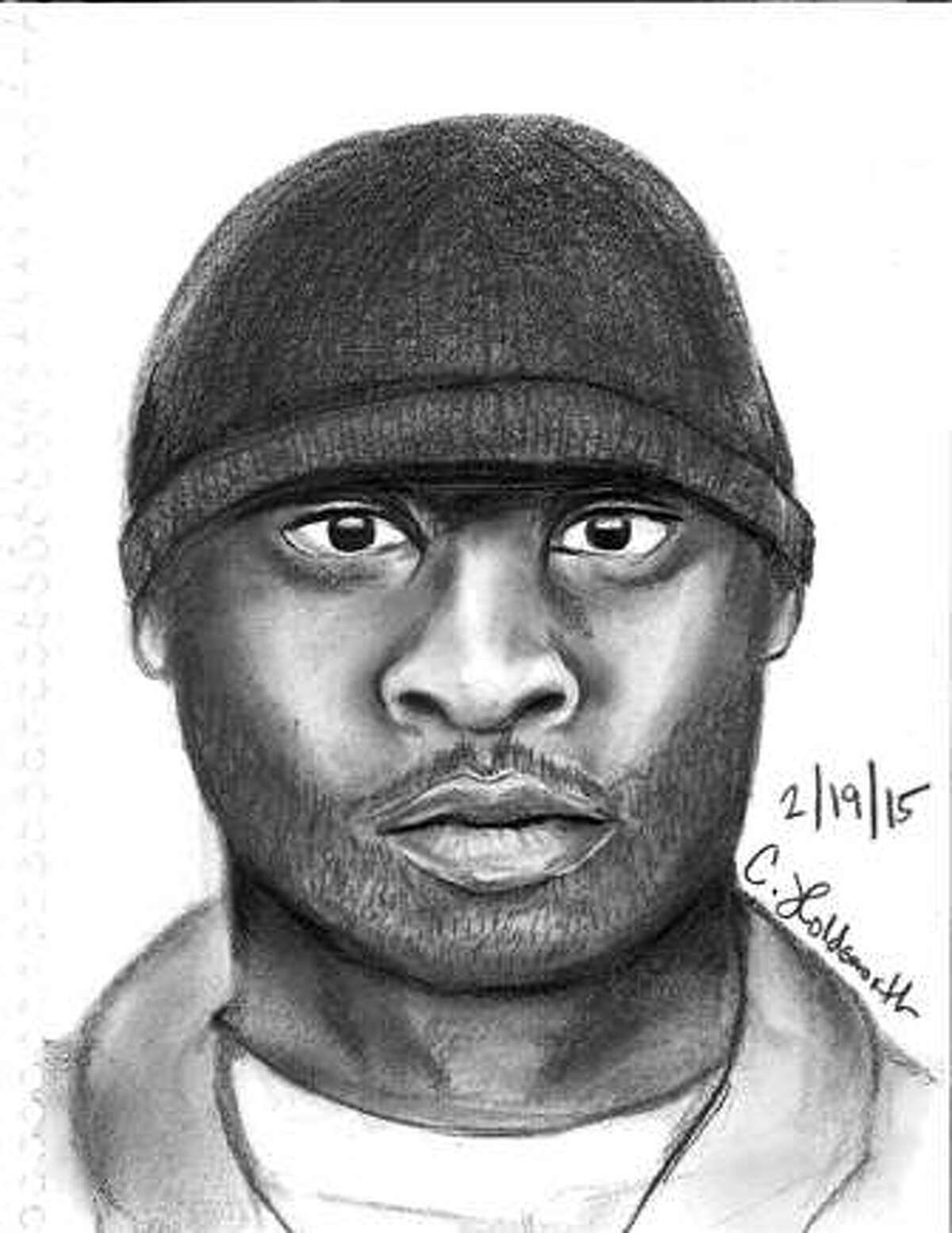 This composite sketch is of the person authorities say is responsible for a deadly shooting in southwest Houston and at least three other incidents.