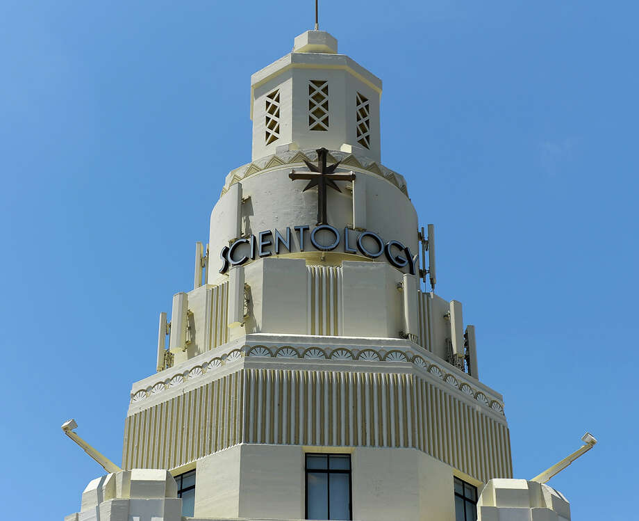 LOS ANGELES, CA - JUNE 05:  General view of the Church of Scientology community center in the neighborhood of South Los Angeles on June 5, 2013 in Los Angeles, California. Photo: Kevork Djansezian, Getty Images / 2013 Getty Images