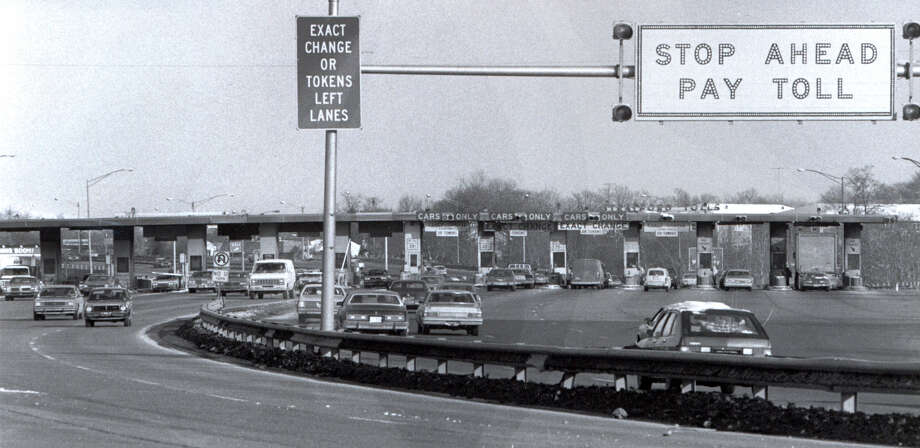 I-95 history: tollsThe Stratford toll plaza, on I-95 in Stratford, Conn. Photo: File Photo / Connecticut Post File Photo
