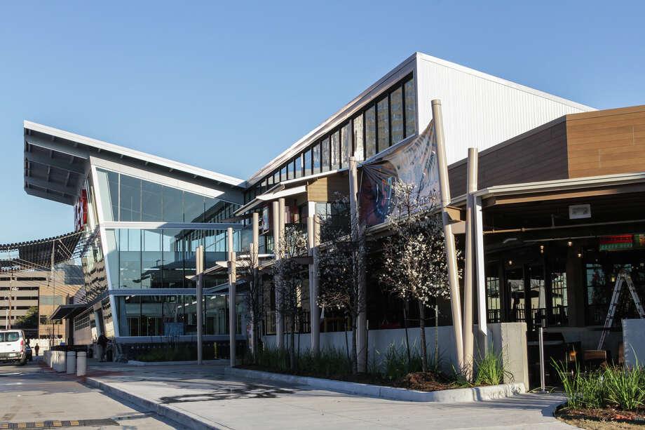 H-E-B has opened a 91,000-square-foot store on San Felipe. Photo: Courtesy