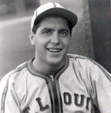 Al LaMacchia made his major-league debut with the St. Louis Browns on Sept. 22, 1943. Photo: Courtesy Photo