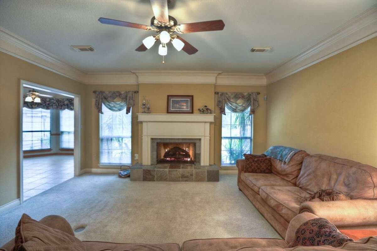 21107 Atascocita Place Dr. in Katy: $375,000 / 4 bedrooms / 3 full and 1 half bathrooms / 3,848 square feet