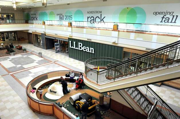 Site of the future Nordstrom Rack store on Tuesday, Feb. 24, 2015, at Colonie Center in Colonie, N.Y. (Cindy Schultz / Times Union) Photo: Cindy Schultz / 00030733A