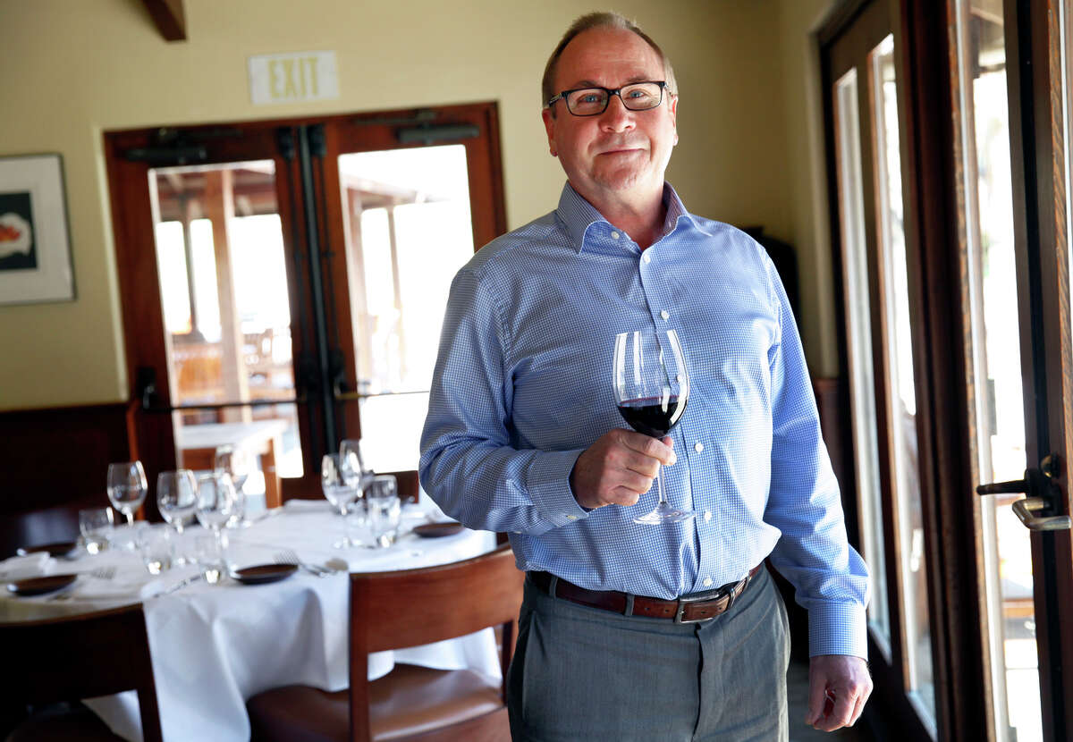 Dan Carroll, VP of hospitality, started at the Restaurant at Wente Vineyards 25 years ago as an executive sous chef. He is credited with maintaining the standards throughout its growth.