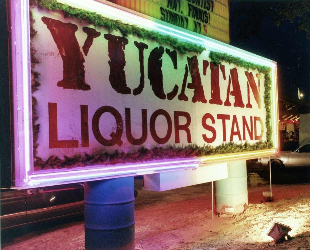 08/28/1990 - Yucatan Liquor Stand, 6353 Richmond