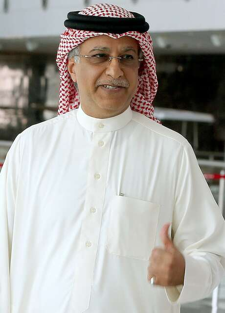 Asian Football Confederation president Sheikh Salman Bin Ibrahim Al-Khalifa was pleased with FIFA's decision Tuesday to recommend moving the World Cup in 2022 to cooler months. Photo: STR, Stringer / AFP