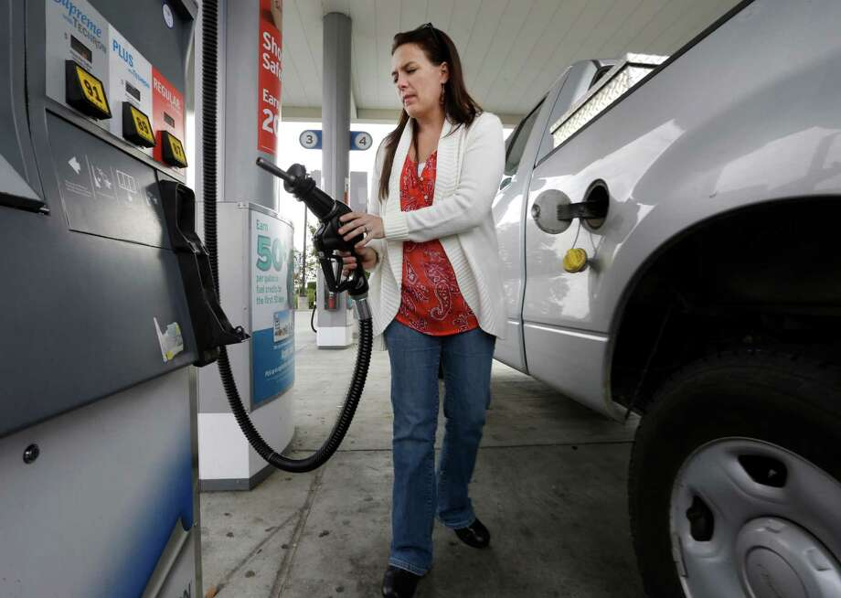 Nationally, the price of gasoline has advanced for 29 consecutive days to an average of $2.31. Gasoline prices typically rise as warmer weather approaches because refineries shut down for scheduled maintenance, reducing supplies on the market. Refineries also switch to producing more expensive blends formulated for summer use. Photo: Rich Pedroncelli /Associated Press / AP
