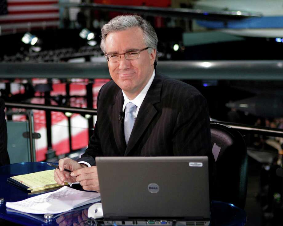 Keith Olbermann will be departing ESPN for the second time after his contract expires July 31.Olbermann has been involved in his share of controversy over the years. Click through the gallery to relive other bizarre TV moments. Photo: Mark J. Terrill, STF / AP2007