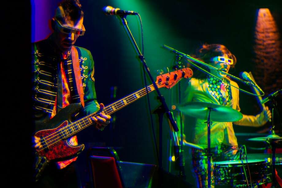Brooklyn glam pop band Hank & Cupcakes. Photo: By Storey Condos/provided Byband