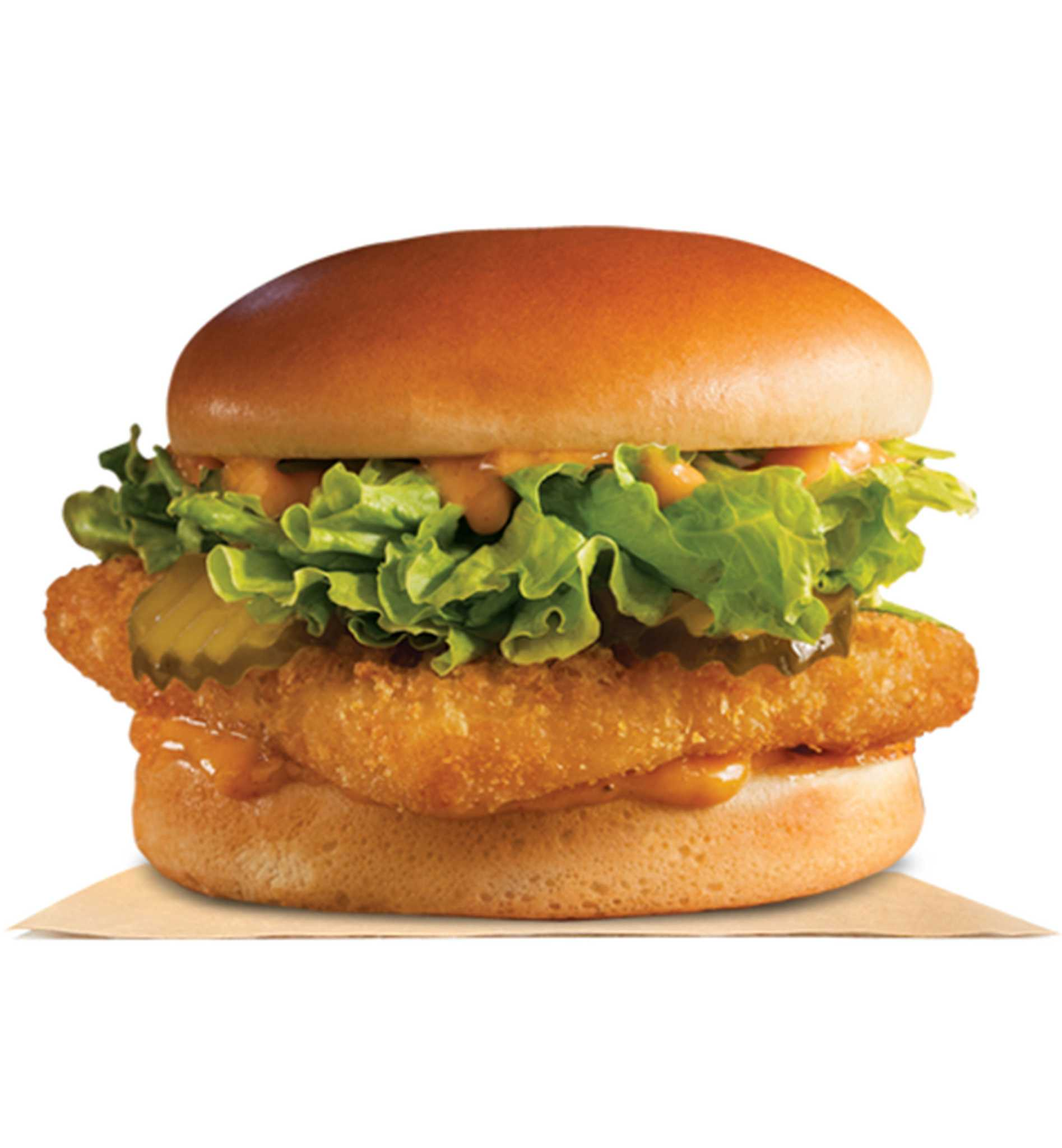 Bk 39 s big fish sandwich gets a touch spicy houston chronicle for Good fish sandwich near me