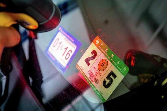 Texas Auto Registration Fees Would Jump 5 In Dmv Plan