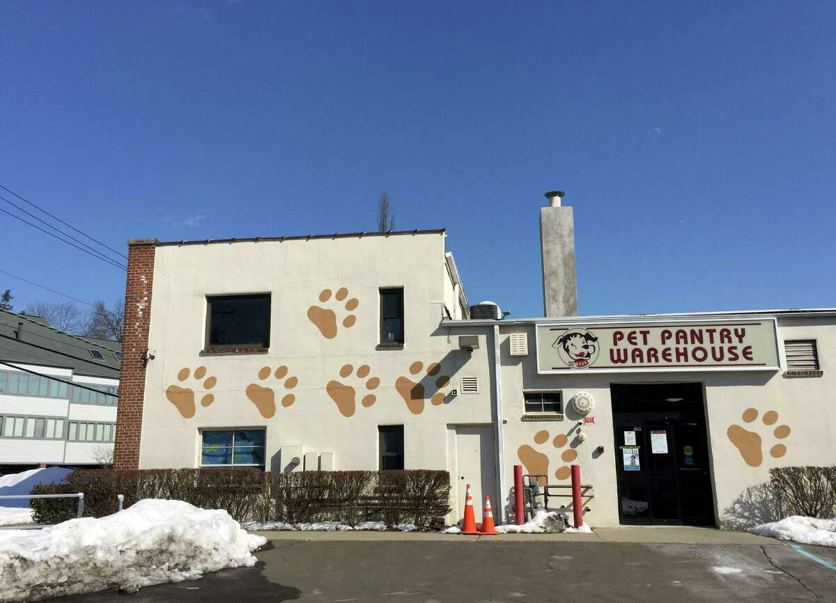 The Pet Pantry store at 290 Railroad Ave., Greenwich, Conn., Wednesday afternoon, Feb. 25, 2015.