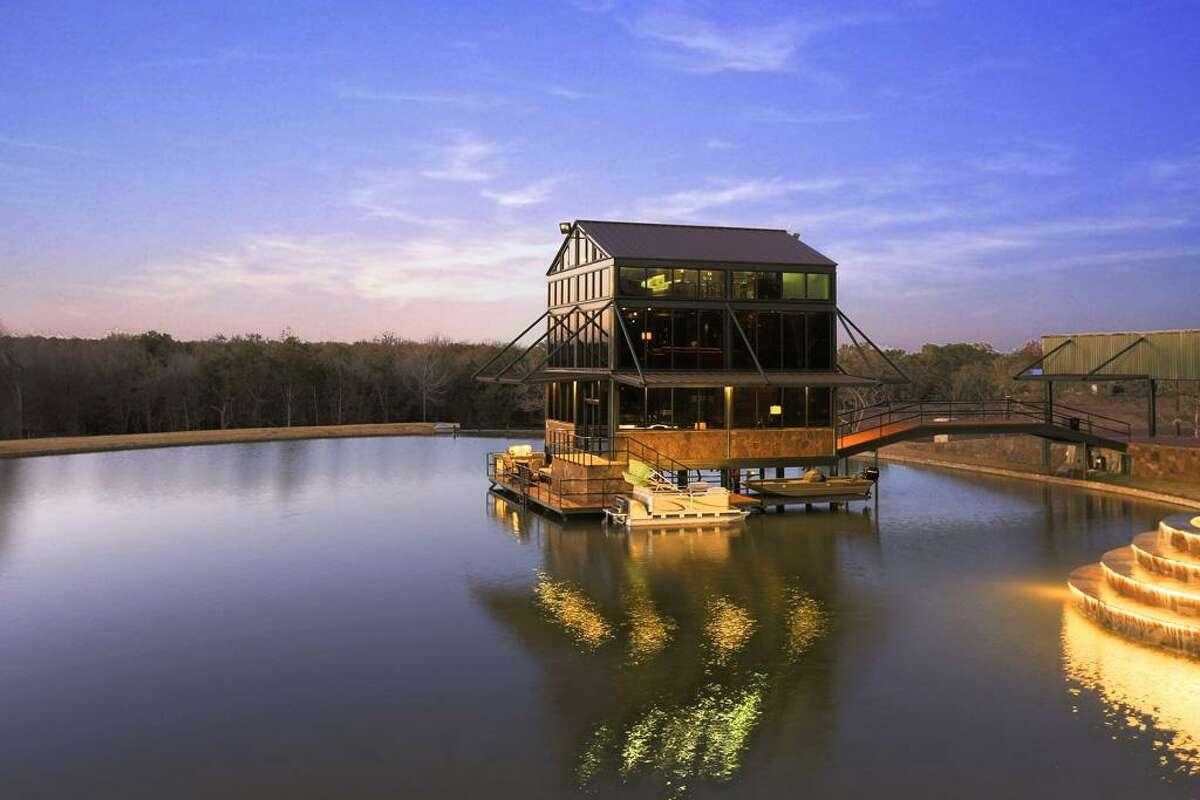 7310 FM 954 Round Top, Texas Listing price: $5,300,000 Acres:23.83 Square feet: 2,700