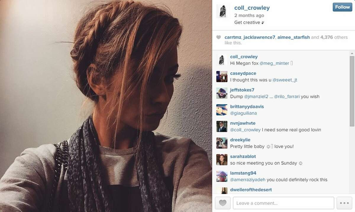 Meet Johnny Manziel's girlfriend: Colleen Crowley is a Texas Christian University student frequently seen with the Cleveland Browns quarterback in photos posted to each other's Instagram feeds.