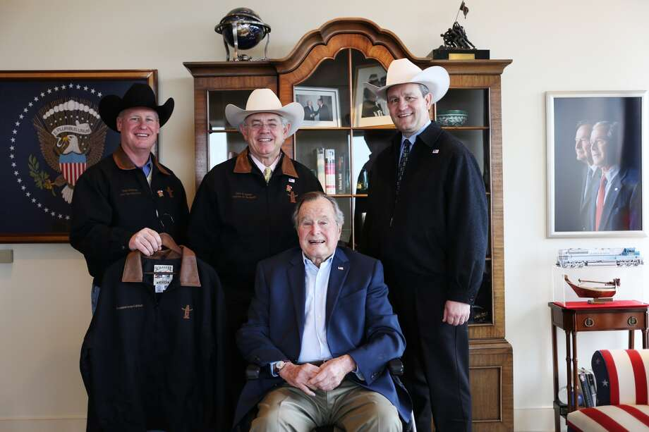 """The Houston Livestock Show and Rodeo recently announced that it would not be renewing the contract of Chief Operating Officer Dan Cheney (left) in order to """"better position the Show for the future.""""Click through to see a by the numbers look of 2017 RodeoHouston."""